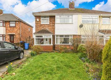 3 bed semi-detached house for sale in Dragon Lane, Whiston, Prescot L35