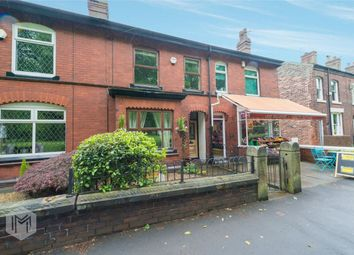 Thumbnail 4 bed cottage for sale in 87 Greenleach Lane, Worsley, Manchester