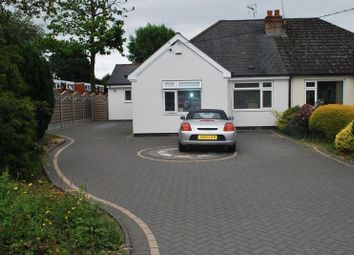 Thumbnail 4 bedroom semi-detached bungalow for sale in Hockley Lane, Eastern Green, Coventry