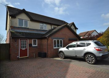 Thumbnail 3 bed semi-detached house for sale in Greenacres, Barry
