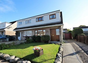 Thumbnail 3 bedroom semi-detached house for sale in 25 Grebe Avenue, Inverness