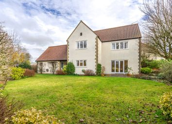 Thumbnail 5 bed detached house for sale in Fairleigh Rise, Kington Langley, Chippenham
