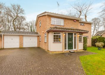 Thumbnail 4 bed detached house for sale in Chamberlains Gardens, Leighton Buzzard