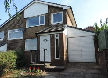 Thumbnail 2 bed semi-detached house for sale in Kendal Drive, Shaw, Oldham