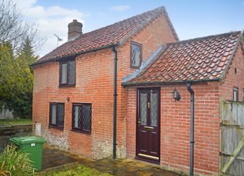 Thumbnail 1 bed detached house for sale in Cromwell Road, Ringsfield, Beccles