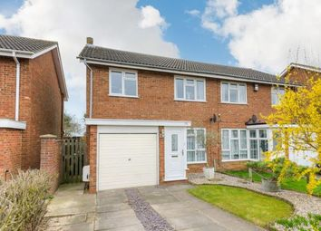 Thumbnail 3 bed semi-detached house for sale in Partridge Piece, Cranfield, Bedford, Bedfordshire