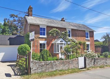 Thumbnail 4 bed detached house to rent in The Green, Whiteparish, Salisbury