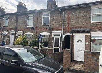 2 bed terraced house to rent in Waveney Road, Ipswich IP1