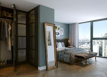 Thumbnail 2 bed flat for sale in Cashmere Wharf, London Dock, Wapping