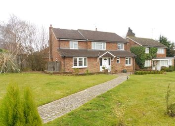 Thumbnail 5 bed detached house for sale in Brambling Road, Horsham