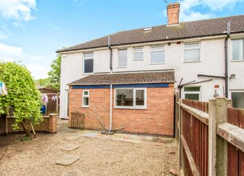 Thumbnail 3 bedroom semi-detached house for sale in Littlegarth, Leicester