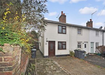 Thumbnail 2 bed end terrace house for sale in Pembury Road, Tonbridge, Kent