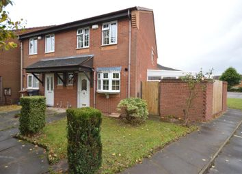 Thumbnail 2 bed semi-detached house for sale in Pinbury Croft, Birmingham