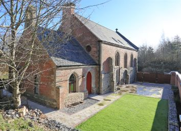 Thumbnail 5 bed property for sale in Dovecote Road, Croft, Leicestershire