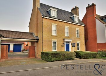 5 bed detached house for sale in Tomlinson Road, Flitch Green, Dunmow CM6