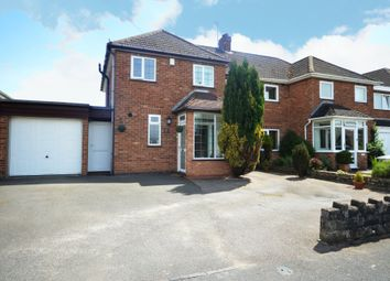 3 bed semi-detached house for sale in Loxley Avenue, Shirley, Solihull B90