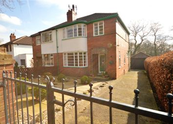 Thumbnail 3 bed semi-detached house for sale in Southlands Avenue, Rawdon, Leeds