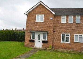 Thumbnail 3 bed semi-detached house to rent in Lower Green, Woodchurch, Wirral