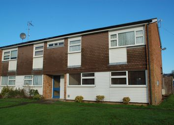 Thumbnail 1 bed flat to rent in St Faiths Close, Hitchin