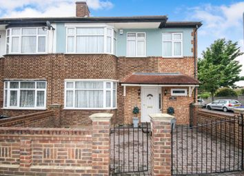 Thumbnail 4 bed semi-detached house for sale in Inverness Drive, Ilford