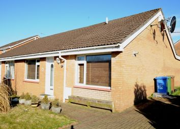 Thumbnail 3 bed semi-detached bungalow for sale in Glenbuck Avenue, Robroyston, Glasgow