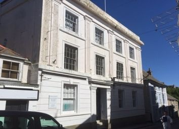 Thumbnail 1 bed flat to rent in Chapel Street, Penzance