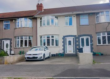 Thumbnail 3 bed semi-detached house for sale in Birchwood Road, Broomhill, Bristol