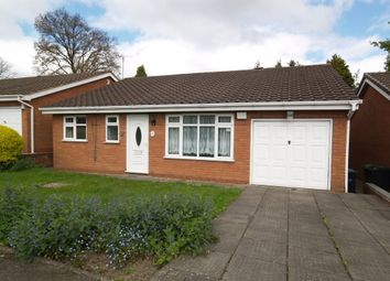 Thumbnail 2 bed detached bungalow for sale in Wilton Close, Sedgley, Dudley