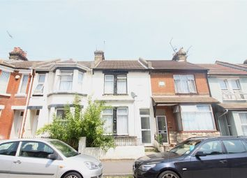Thumbnail 5 bed terraced house for sale in Balmoral Road, Gillingham, Kent.