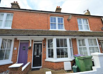 Thumbnail 2 bed terraced house for sale in Cobden Road, Hythe, Kent