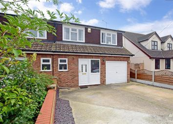 Thumbnail 4 bed semi-detached house for sale in Carlton Road, Wickford, Essex