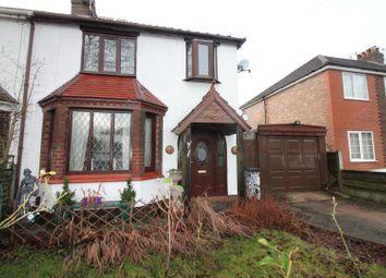 Thumbnail 3 bed semi-detached house for sale in Sevenoaks Avenue, Urmston, Manchester
