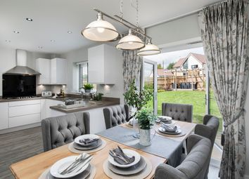Thumbnail 4 bed detached house for sale in Plot 107, The Chichester, Egstow Park, Off Derby Road, Clay Cross, Chesterfield