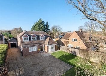 Thumbnail 4 bed detached house for sale in Langley Common Road, Barkham, Wokingham