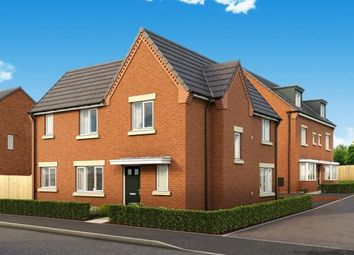 "Thumbnail 3 bed property for sale in ""The Hebden At Lyndon Park "" at Harwood Lane, Great Harwood, Blackburn"