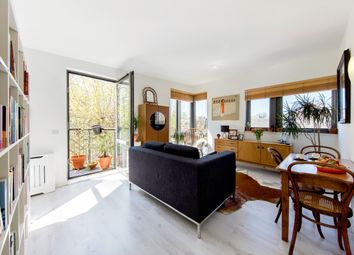 Thumbnail 1 bed flat for sale in Ashfield Court, Clapham Road, London, London
