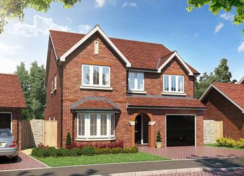 "Thumbnail 4 bedroom detached house for sale in ""The Pebworth"" at Gravel Lane, Drayton, Abingdon"