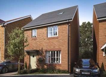 Thumbnail 4 bed detached house for sale in Plot 9, Sudbrook, Caldicot