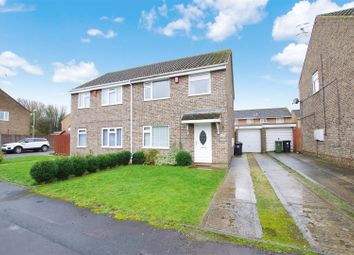 Thumbnail 3 bed semi-detached house for sale in White Edge Moor, Liden, Swindon