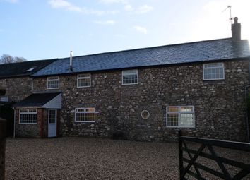 Thumbnail 5 bed farmhouse to rent in Parc - Y - Fro, Creigiau