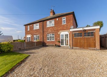 Thumbnail 3 bed semi-detached house for sale in Gorse View, Staythorpe Road, Rolleston, Newark