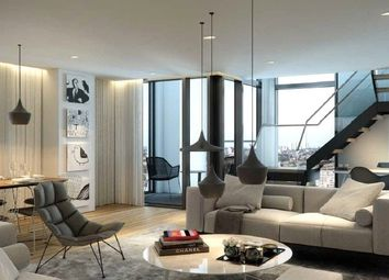 Thumbnail 1 bed flat for sale in Two City North, Finsbury Park
