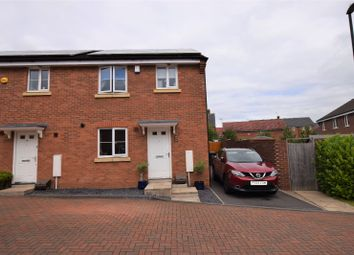 Thumbnail 3 bedroom semi-detached house for sale in Wryneck Walk, Coventry