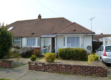 Thumbnail 2 bed bungalow to rent in Greet Road, Lancing