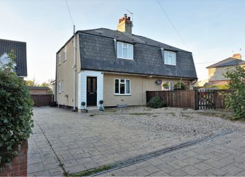Thumbnail 3 bed semi-detached house for sale in Boundary Cottages, Stowmarket