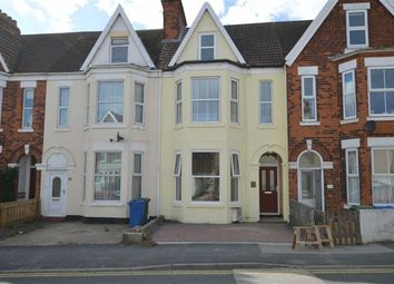 Thumbnail 4 bed terraced house for sale in Cliff Road, Hornsea, East Yorkshire