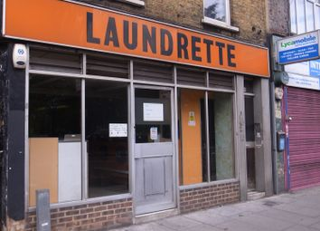 Retail premises to let in Lower Clapton Road, London E5