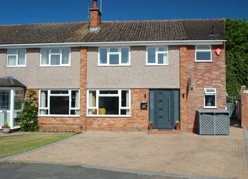 Thumbnail 4 bed semi-detached house for sale in Augustus Drive, Alcester