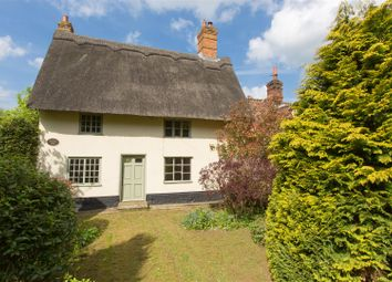 Thumbnail 4 bed property for sale in Saxlingham Nethergate, Norwich