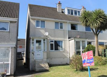 Thumbnail 2 bed end terrace house for sale in 51 Bemahague Avenue, Onchan